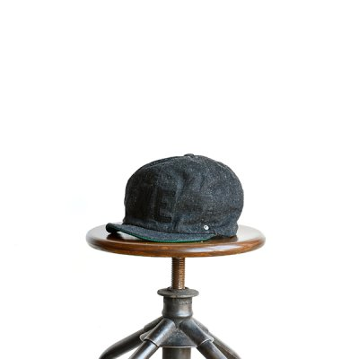 画像2: DECHO / NEGRO BALL CAP -WE- EBETTS FIELD