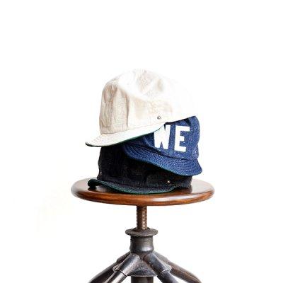 画像1: DECHO / NEGRO BALL CAP -WE- EBETTS FIELD