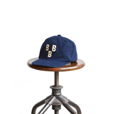 画像1: DECHO / NEGRO BALL CAP BUCKLE-BBB-