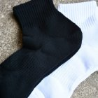 MORE DEDAIL1: FreshService  / Original 3-Pack Short Socks