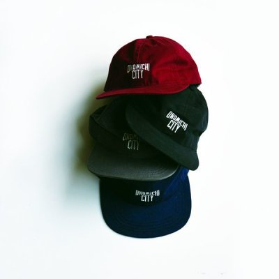 画像1: ONOMICHI CITY × Cooperstown Ball Cap Co. / ONOMICHI CITY BALL CAP 3