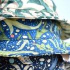 MORE DEDAIL1: The Superior Labor / William morris cozy hat(SL310)