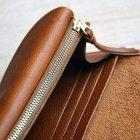 MORE DEDAIL1: サンク/長財布