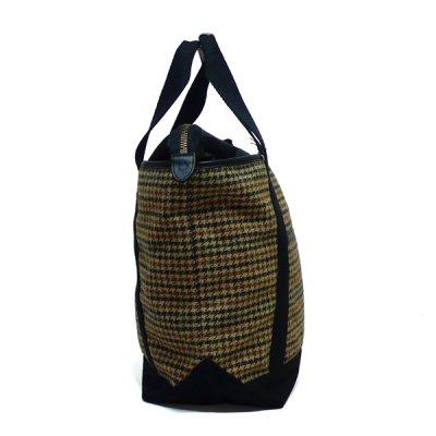 画像3: フレッドペリー × ムーン / ウールトートバッグ ベージュ(F9178-34)