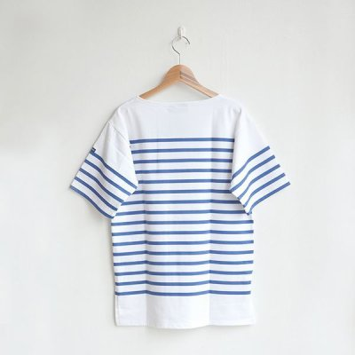 画像3: Saint James / NAVAL SHORT SLEEVE SHIRTS