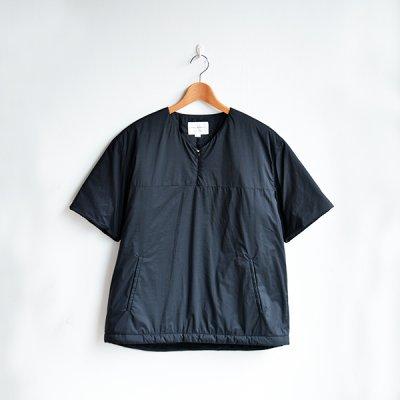 画像1: STILL BY HAND / S/S 中綿ナイロンTシャツ (BL0384)