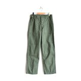 orSlow/US ARMY FATIGUE PANTS  グリーン