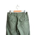 画像6: orSlow/US ARMY FATIGUE PANTS  グリーン (6)