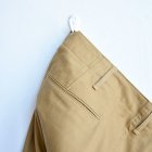 MORE DEDAIL1: orSlow / SLIM FIT ARMY TROUSER