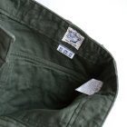 MORE DEDAIL1: orSlow/ SLIM FIT FATIGUE PANTS  グリーン