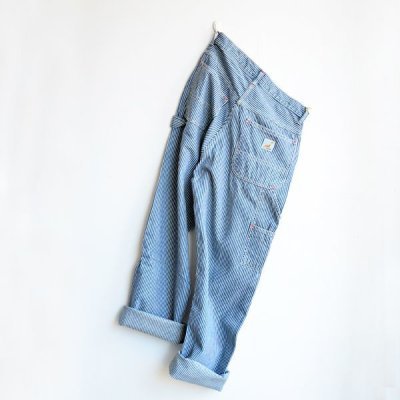 画像2: orSlow/ SLIM FIT PAINTER PANTS