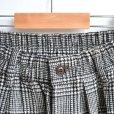 画像6: HARVESTY / WOOL TWEED CIRCUS PANTS(ウールサーカスパンツ)A11916