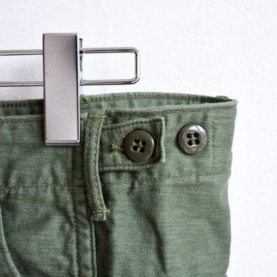 画像4: orSlow/ U.S.ARMY FATIGUE PANTS グリーン