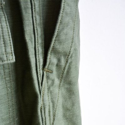画像5: orSlow/ U.S.ARMY FATIGUE PANTS グリーン