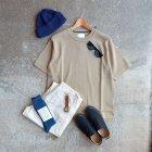 MORE DEDAIL3: スティルバイハンド / ガンジーTシャツ