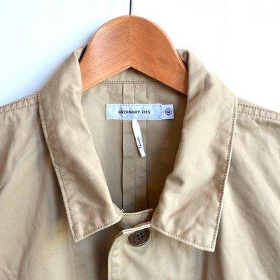 画像2: オーディナリーフィッツ ユニセックス/Garage Coat(ガレージコート)