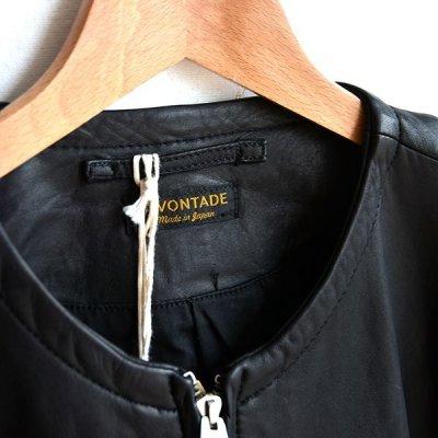 画像2: *A VONTADE / Café Racer Jacket