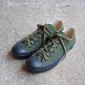 SHOES LIKE POTTERY (MOONSTAR) / VULCANIZED CLOTH OLIVE