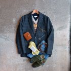 MORE DEDAIL3: SHOES LIKE POTTERY (MOONSTAR) / VULCANIZED CLOTH OLIVE
