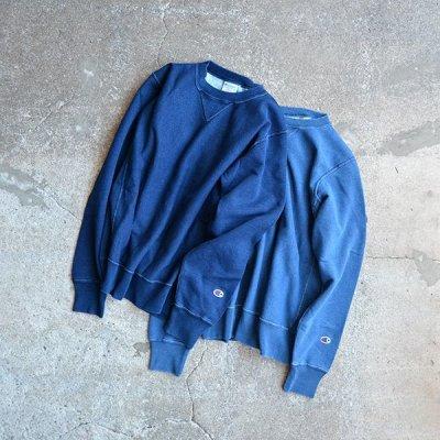 画像1: Champion/リバースウィーブクルーネックスウェットシャツ (C3-K003)