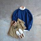 MORE DEDAIL3: Champion/リバースウィーブクルーネックスウェットシャツ (C3-K003)
