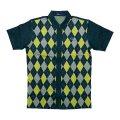 フレッドペリー/ナローカラーアーガイルシャツ(F1232-01)