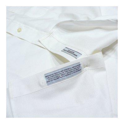 画像3: インディビジュアライズドシャツ / ショートスリーブB.Dシャツ アローオックスフォード ホワイト