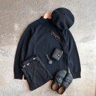 MORE DEDAIL3: スティルバイハンド / ボトルネックガンジーセーター