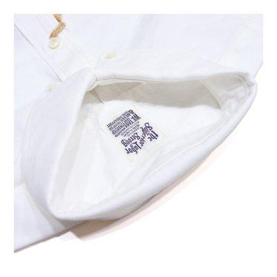 画像2: シュペリオールレイバー/ B.D シャツ ホワイト(SL151)