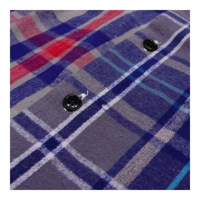 画像4: シュペリオールレイバー/ スモールカラー・チェックシャツ クレイジーパターン(13AW-SL203)