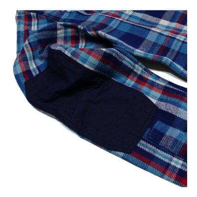 画像4: シュペリオールレイバー/ ワークシャツ ブルーチェック(13AW-SL204)