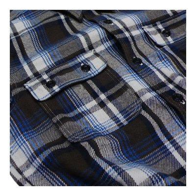 画像3: シュペリオールレイバー/ ワークシャツ ブラウンチェック(13AW-SL204)