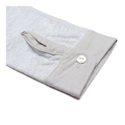画像5: シュペリオールレイバー/ ヘンリーネックシャツ 杢キナリ(13SS-SL160)