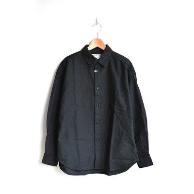画像2: EEL products / 陶器釦のシャツ(E-19466)