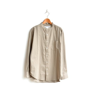 画像1: EEL products / Aterier Shirts (E-20400)