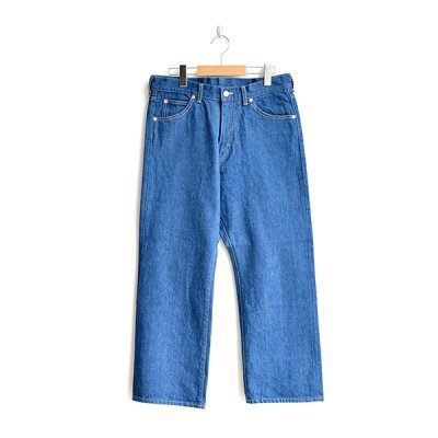 画像2: EEL products / direct denim (E-21206)