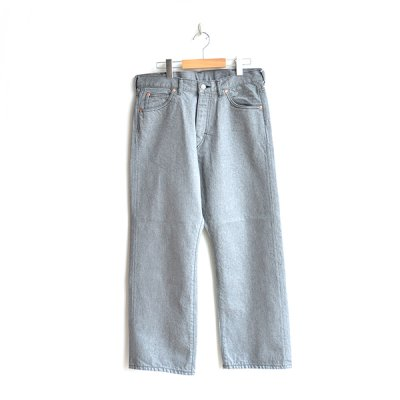 画像1: EEL products / direct denim (E-21206)