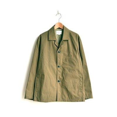 画像1: STILL BY HAND / Cotton-Nylon Oxford Jacket(JK01204)