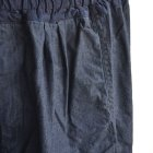 MORE DEDAIL2: ORDINARY FITS / Narrow Ball Pants One Wash(OF-P048OW)