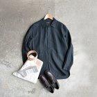 MORE DEDAIL3: *A VONTADE / Gardener Shirts L/S Linen