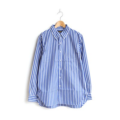 画像1: *A VONTADE / Weekend B.D. Shirts -Highcount Poplin-