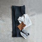 MORE DEDAIL3: *A VONTADE / Type 45 Chino Trousers -Wide Fit-