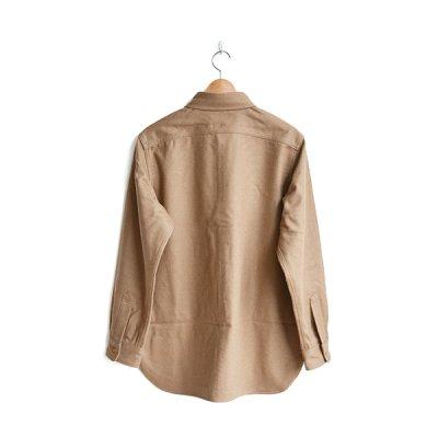 画像2: *A VONTADE / Wool Flannel CPO Shirts
