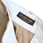 MORE DEDAIL2: *A VONTADE / Classic Chino Trousers -New Regular Fit-