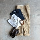 MORE DEDAIL3: *A VONTADE / Classic Chino Trousers -New Regular Fit-