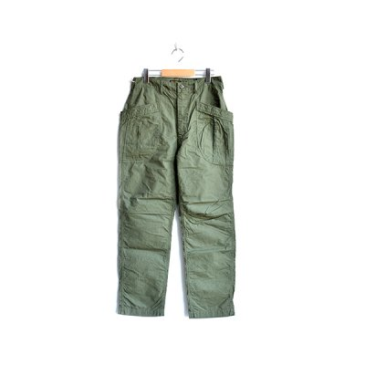 画像2: *A VONTADE / Fatigue Trousers -Army Ripstop-
