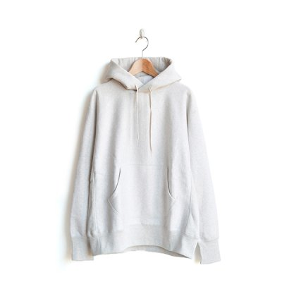 画像2: *A VONTADE / Hooded Sweat Parka -BD Yarn Top Fleece-