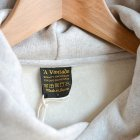 MORE DEDAIL1: *A VONTADE / Hooded Sweat Parka -BD Yarn Top Fleece-