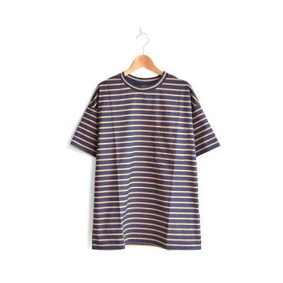 画像1: *A VONTADE / ボーダーTシャツ S/S