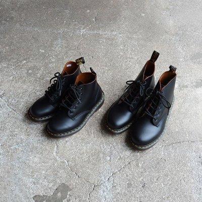画像1: Dr.Martens Made in England / 101 Vintage 6 Holes Boots
